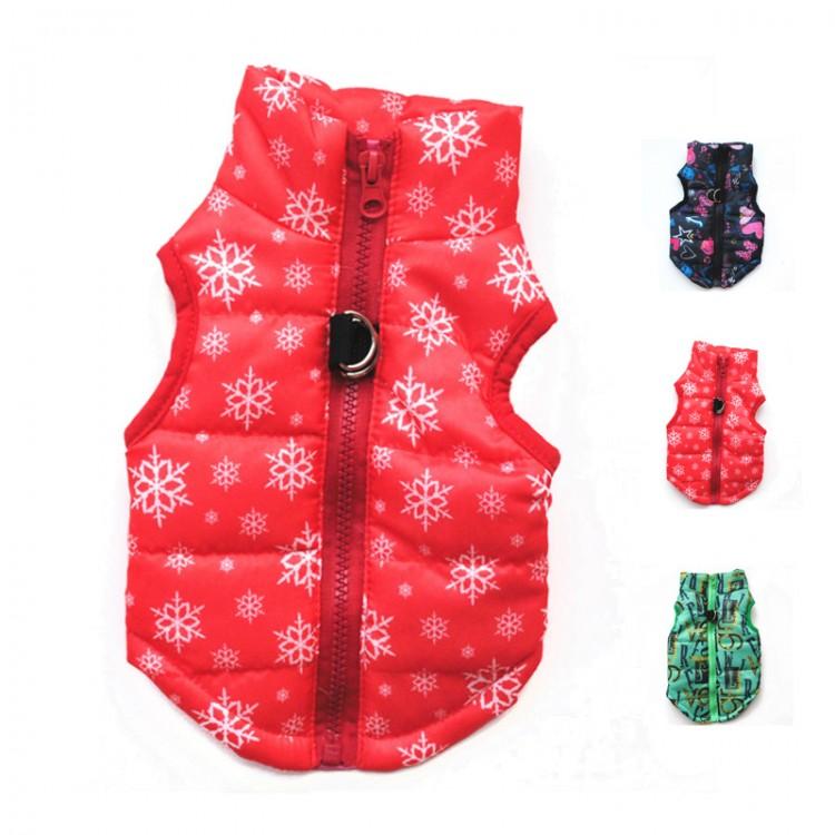 winter warm soft padded christmas jacket - Christmas Jacket
